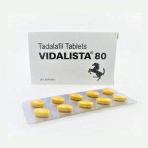 vidalista yellow 80